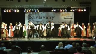 Petőfi Sándor Általános Iskola és AMI Pendelyes együttes: Mérai táncok Thumbnail