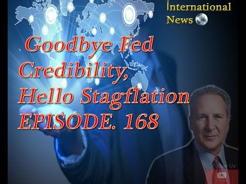 Goodbye fed credibility, hello stagflation