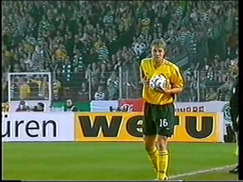 2003-02-27 VFB Stuttgart v Celtic