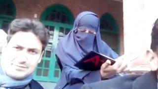 Islamia college Girl student poetry |new one in 2018