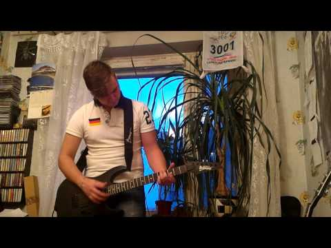 Eiszeit - In My Heart (Mono Inc Guitar Cover)