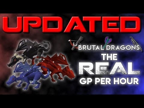 Brutal Dragons: The REAL UPDATED GP Per Hour [RGP Update]