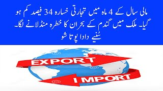 Trade Deficit | Wheat Crisis | Vehicle Import Policy | Dada Pota Show 18-11-2019