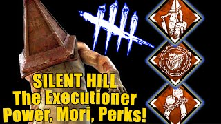 New Pyramid Head Killer  The Executioner Power, Mori, Perks Dead by Daylight