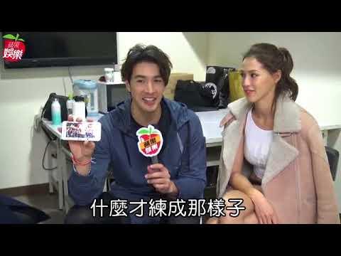 錦榮健身不怕肌凍 狠操Akemi練出6塊肌   蘋果娛樂   台灣蘋果日報