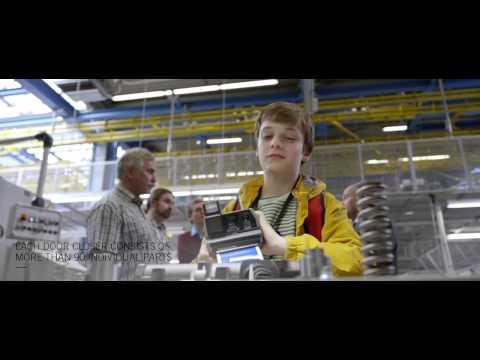 Where closing doors opens new possibilities - DORMA door closing technology site Ennepetal