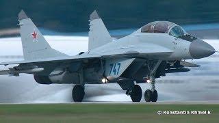 МиГ-35 МАКС 2013 солнечно MiG-35 MAKS 2013 sunny