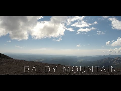Summit of Baldy Mountain Time Lapse - Philmont Scout Ranch June 26, 2016