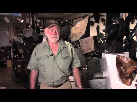 Brian Gaisford on Shona Sculpture, Hemingway African Gallery