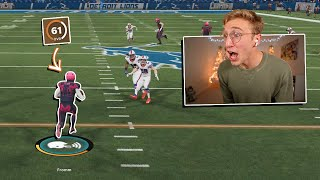 Can the 61 Over QB Pull it Off...!? Wheel of MUT! Ep. #24