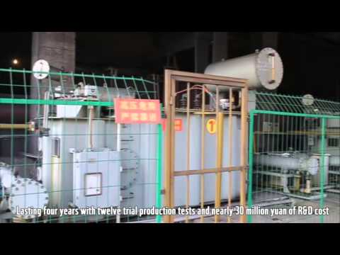 Energy-efficient continuous graphitization furnace