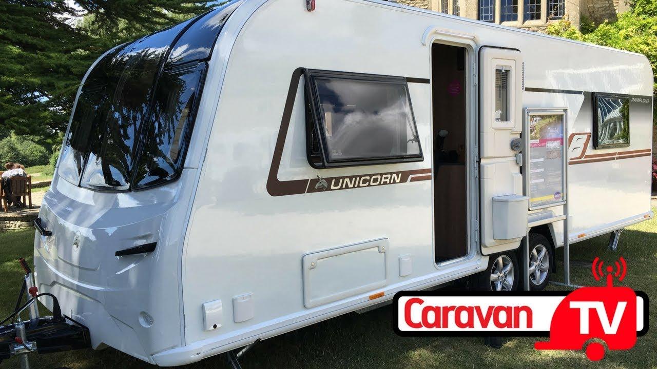 Bailey Unicorn Pamplona 2018 - caravan review