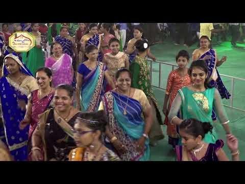 """Hulululu Hala Re Hala  """"Non Stop Raas"""" Raas Utsav performed by swamiji from Bhuj Mandir. part 9"""