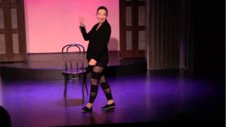 Erica Farnsworth Groundlings Writing Lab Monologue -