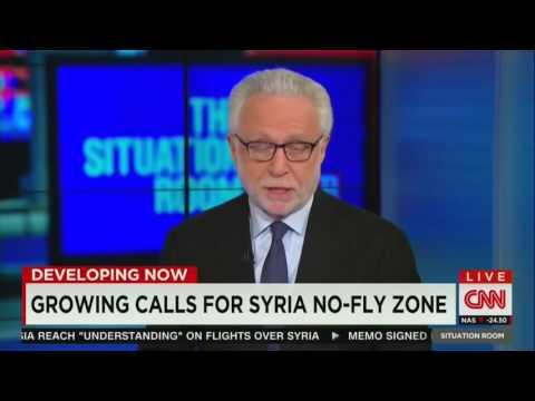 Wolf Blitzer interview Tulsi Gabbard - Syria - Oct. 2015