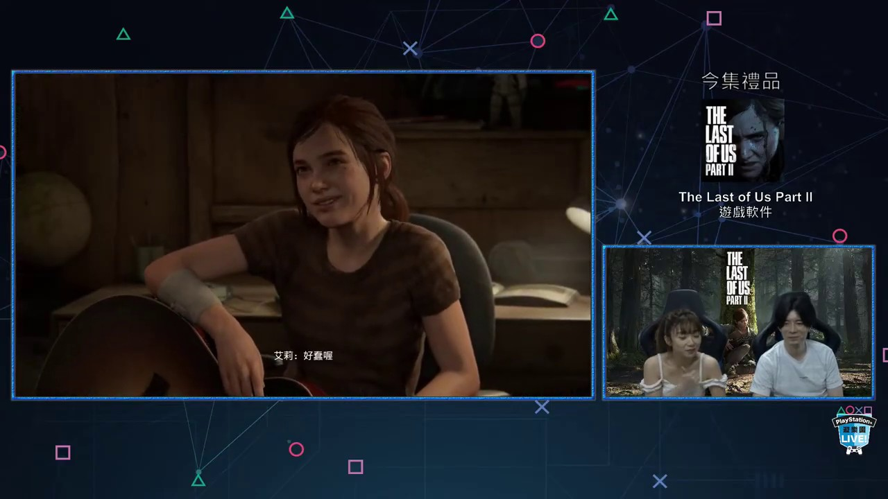 【PlayStation 遊樂園 Live】The Last of Us Part II