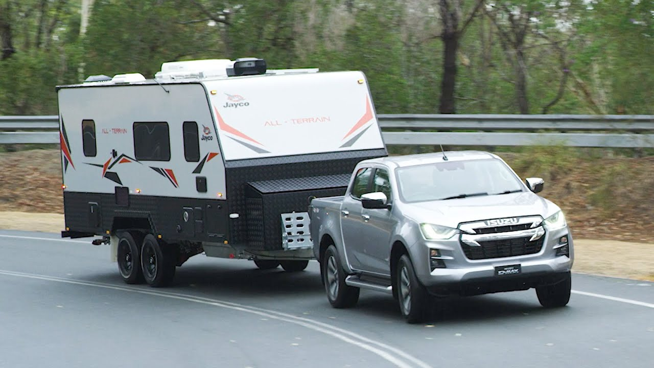 New Isuzu D-MAX - 3.5T Towing - Isuzu UTE Australia