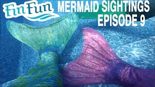 Fin Fun Mermaid Sightings | Episode 9