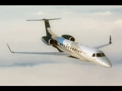 Business Jet Embraer Legacy 650