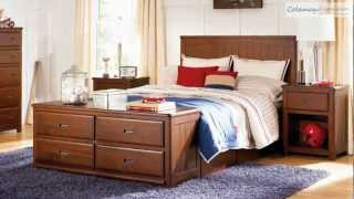 Dillon Panel Storage Bedroom Collection From Lea Furniture