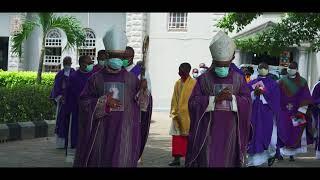 Funeral Rites of Rev Fr Charles Ikechukwu Okeke-Odogwu,