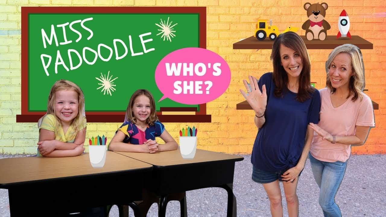 Toys For School : New good teacher s first day at toy school youtube