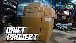 Drift Projekt - BMW e46 #10 - Turbo unboxing
