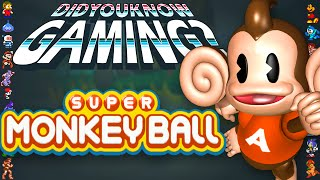 Super Monkey Ball - Did You Know Gaming? Feat. Chadtronic