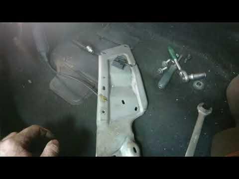 Замена радиатора печки Renault Logan + болячка логанов.