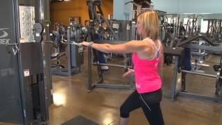 Corrective Exercise # 1 - Rounded Shoulders