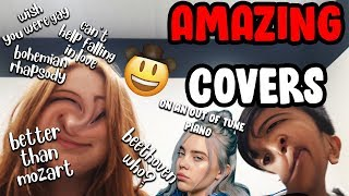 Gambar cover covers by sean & sadie on an out of tune piano...