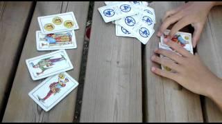 Aprende a jugar al mus con isaac y enrique.