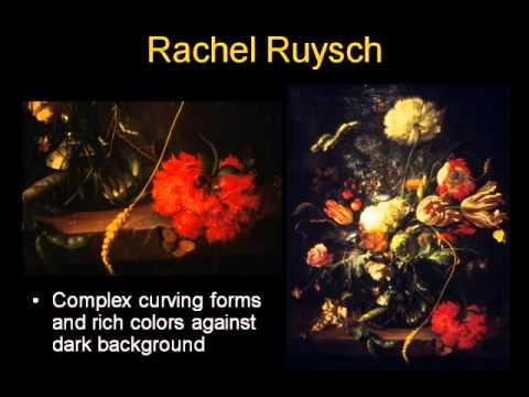 Rachel Ruysch Fruit And Insects