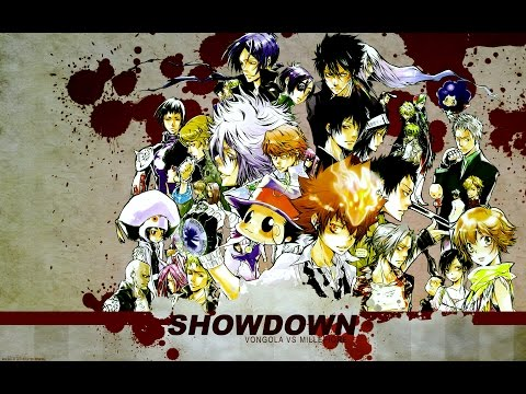 Katekyo Hitman Reborn Music 1 Hour