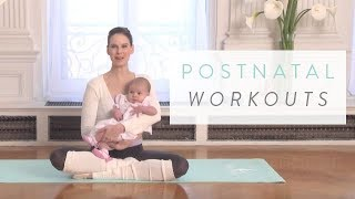Introduction to Postnatal Workouts