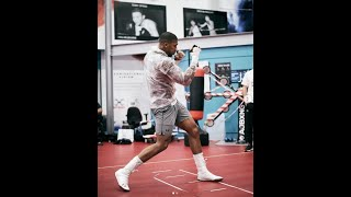 Anthony Joshua- The Punch That Terrified Everyone!