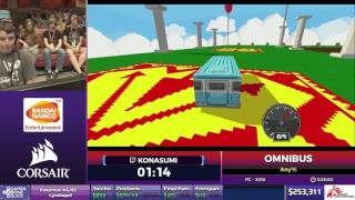 Omnibus by Konasumi in 19:30 - SGDQ2017 - Part 37