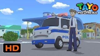 Tayo Bahasa Indonesia Spesial l #24 mobil polisi marah! l Tayo Yang Dewasa l Tayo Bus Kecil