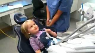 Första gången hos tandläkaren