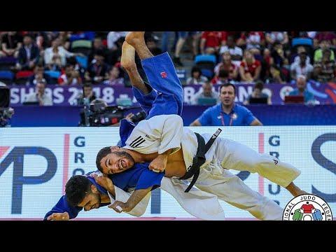 Чемпионат мира по дзюдо в Баку: день долгожданных побед…
