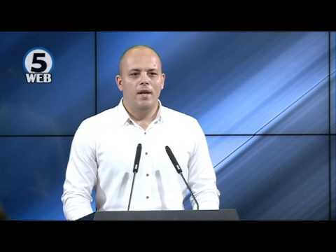ВМРО-ДПМНЕ: СДС ја гледа државата како приватна партиска сопственост