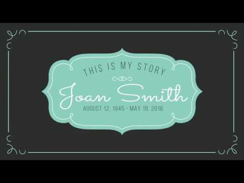 This is My Story   Joan Smith
