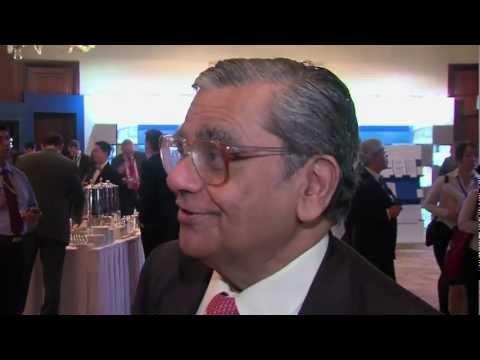 AIC 2011 Interview: Jagdish Bhagwati,  Professor of Economics and Law at Columbia University