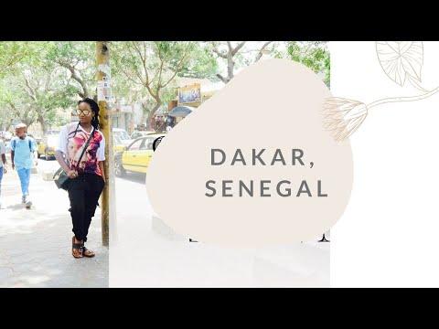 TRAVEL VLOG - DAKAR, SENEGAL FOR LEFABY2016