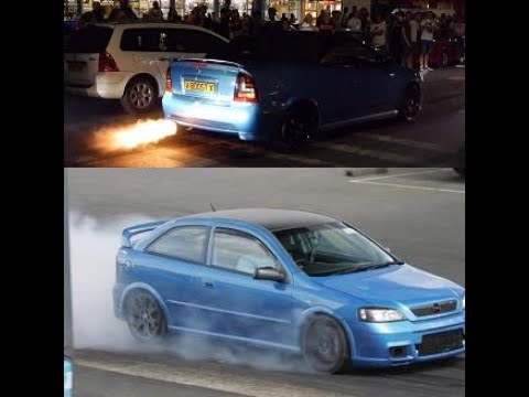 Opel Astra G Opc Turbo Compilation