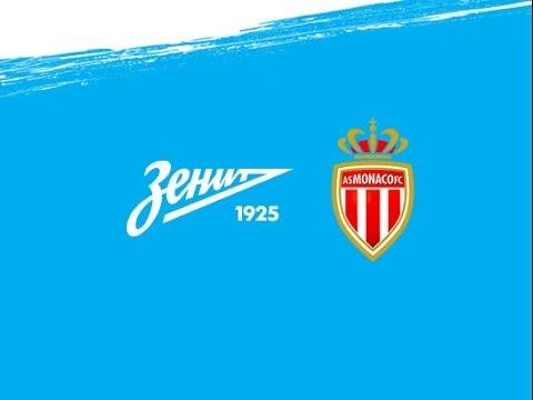 «Зенит»-м — «Монако»-м: матч Юношеской лиги УЕФА