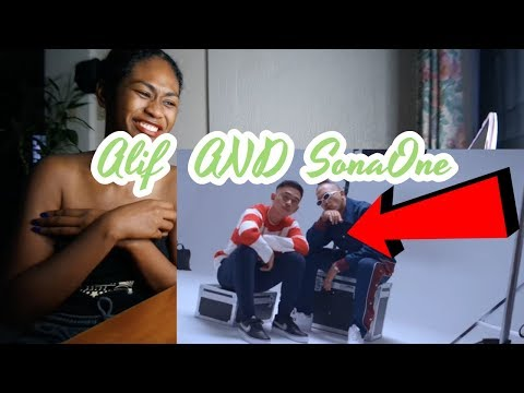 Free Download Alif, Sonaone - Look Around (official Music Video) | Reaction Mp3 dan Mp4