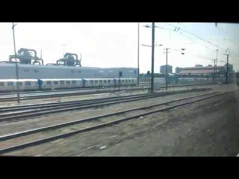NJT North Jersey Coast Line Train Ride (#2303 Hoboken - Bay Head)