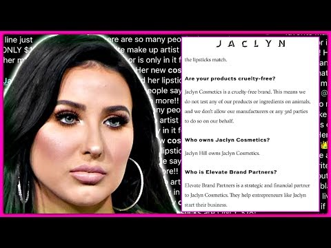 Jaclyn Hill Cosmetics Is OWNED By Morphe (CONFIRMED) thumbnail