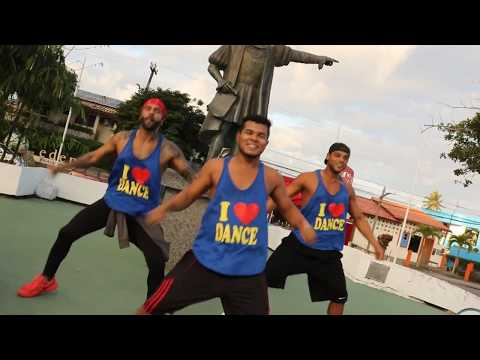 Clandestino - Shakira ft. Maluma |Manga Show (Choreography) Dance Video